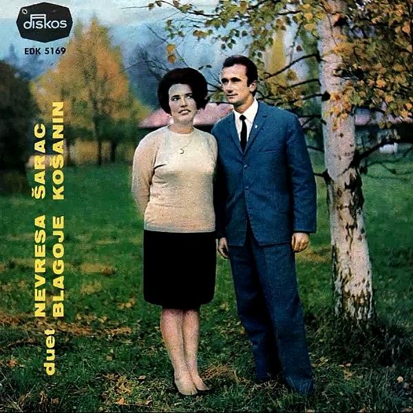 Duet Nervesa Sarac i Blagoje Kosanin 1968 a