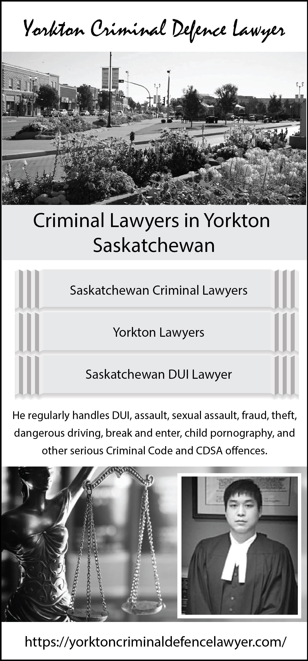 Saskatchewan Criminal Lawyers