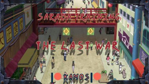 Sarada Training: The Last War [v2.4]