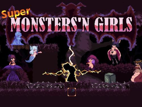 Super Monsters 'n Girls [2021-05-02]