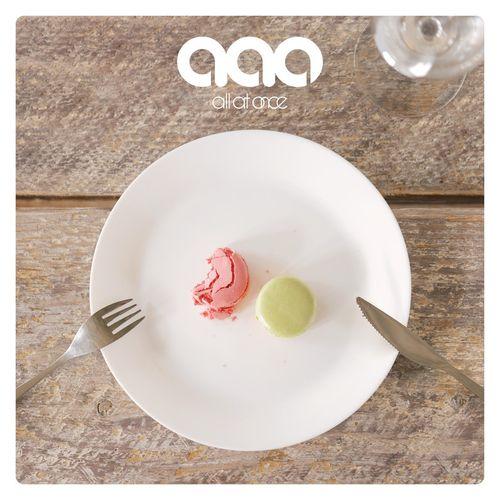 all at once – Makaron (Digital Single)