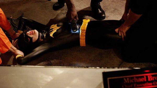 SHX Batgirl The Prison