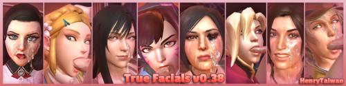 True Facials [v0.39]