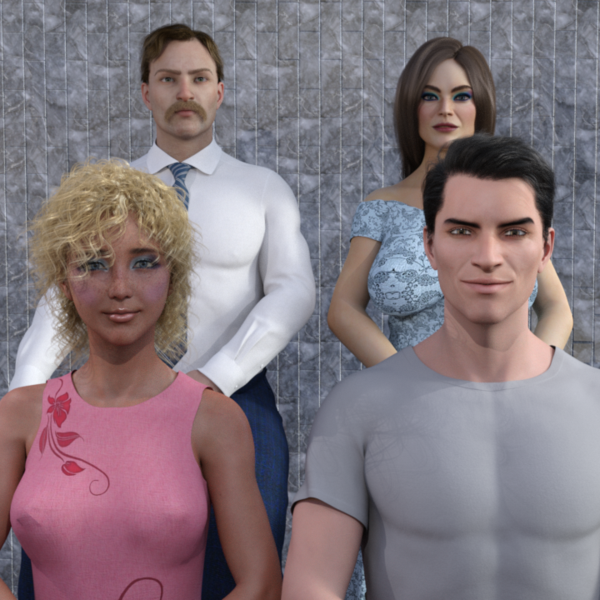 Blackmailing The Family [v0.08b]